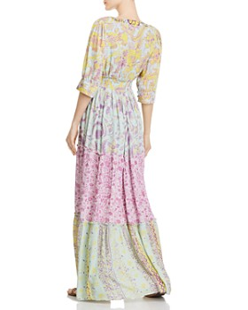 Hemant and Nandita - Printed Maxi Dress