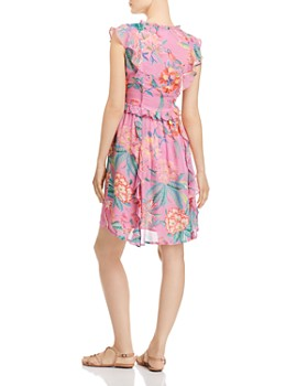 Banjanan - Dandy Floral Silk Dress