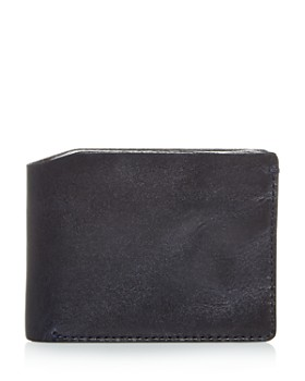 John Varvatos Star USA - Bushwick Leather Bi-Fold Wallet