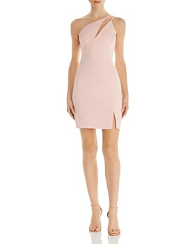 62a0c1a448c BCBGMAXAZRIA - One-Shoulder Cocktail Dress ...