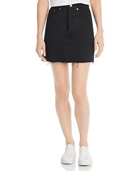 Levi's - Iconic Denim Skirt in Left Behind