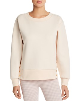 Varley - Hardy Side-Snap Sweatshirt