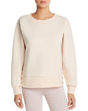 Varley - Hardy Side-Snap Sweatshirt
