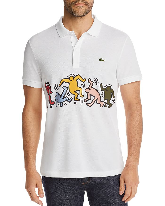 Lacoste - Keith Haring Regular Fit Polo Shirt