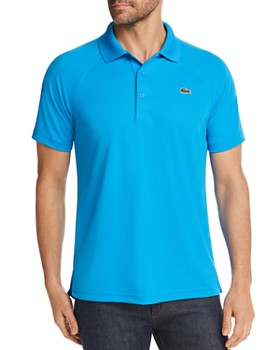 Lacoste - Ultra Dry Raglan-Sleeve Polo Shirt