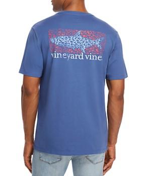 Vineyard Vines - Tarpon Whale Logo Graphic Pocket Tee