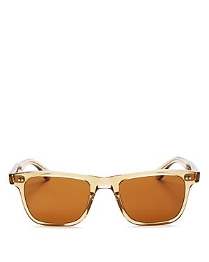 Unisex Wavecrest Polarized Square Sunglasses