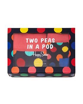 Happy Socks - 2 Peas in a Pod Socks Gift Box