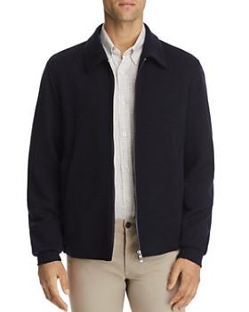 Barena - Olivo Zip-Front Slub Jacket