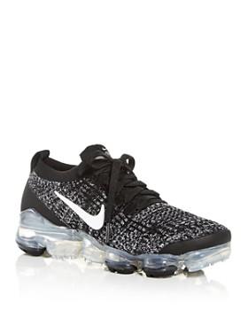 designer fashion fb3c8 a41cf Nike - Women s Air Vapormax Flyknit Low-Top Sneakers ...