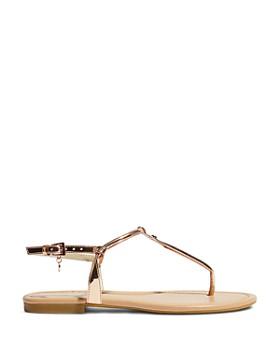 KAREN MILLEN - Women's Simple Thong Sandals