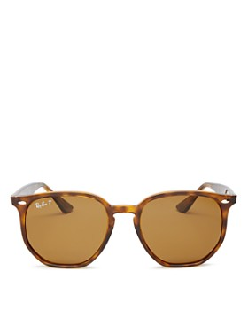 Ray-Ban - Unisex Polarized Square Sunglasses, 54mm
