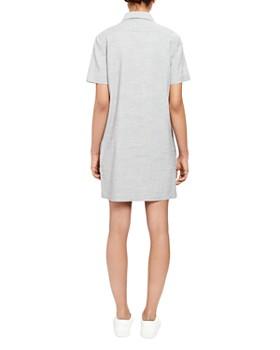 f5bf42292c Theory - Mini Shirt Dress Theory - Mini Shirt Dress