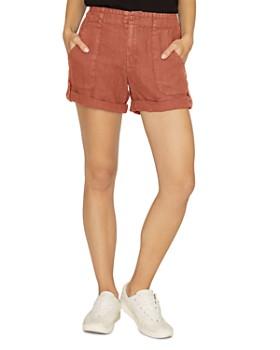 Sanctuary - Explorer Linen Shorts