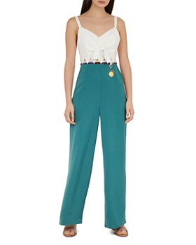 26f61d51db7a Ted Baker - Colour by Numbers Daaino Color-Block Jumpsuit ...