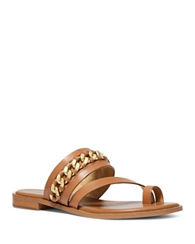 MICHAEL Michael Kors - Women's Bergen Slide Sandals