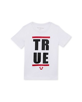 True Religion - Boys' Blocked True Tee - Little Kid, Big Kid
