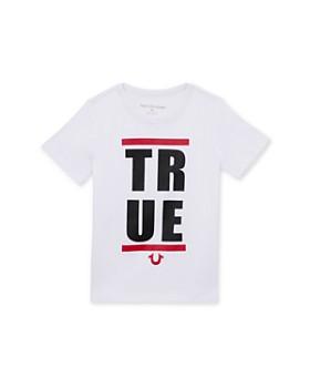 True Religion - Boys' Blocked True Tee - Little Kid, Big Kid