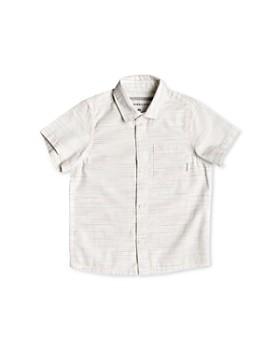 Quiksilver - Boys' Coober Croc Camp Shirt - Little Kid