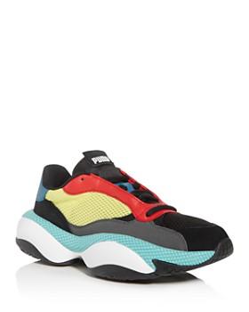 PUMA - Men's Alteration Kurve Color-Block Low-Top Sneakers