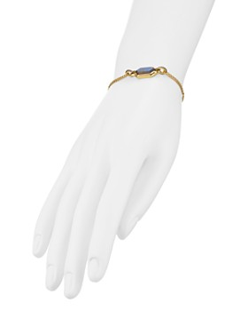 Nadri - Venice Bolo Bracelet in 18K Gold-Plated Sterling Silver