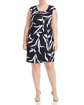 26898339918 NIC and ZOE Plus - Iris Twist Dress ...