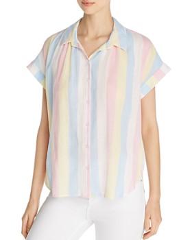 Velvet Heart - Striped Shirt