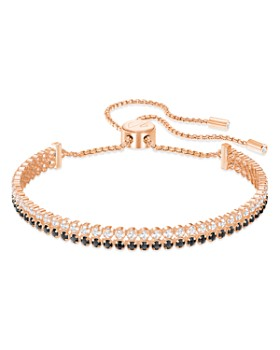Swarovski - Subtle Double Adjustable Bracelet