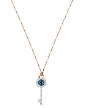 d13407ccd Swarovski - Symbolic Evil Eye Pendant Necklace, ...