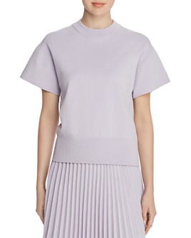 BOSS - Felinara Short-Sleeve Knit Top