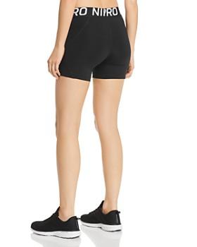 Nike - Logo-Waist Bike Shorts
