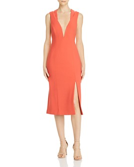 Finders Keepers - Lines Sheath Dress