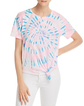 Generation Love - Studded Tie-Dye Tee - 100% Exclusive