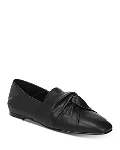 Vince - Women's Haddie Knotted Loafers