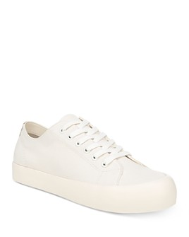 Vince - Women's Norwell Canvas Lace-Up Sneakers