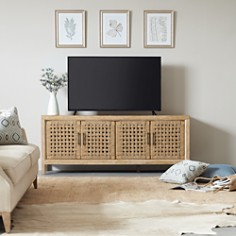 """Hooker Furniture - Peggy 76"""" Entertainment Console"""