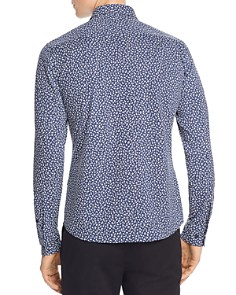 BOSS Hugo Boss - Ronni Floral-Print Jersey Slim Fit Shirt
