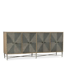 Hooker Furniture - Mélange Zola Four-Door Console