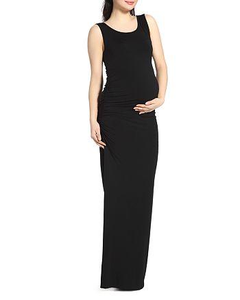 Kimi & Kai - Charlotte Sleeveless Maxi Maternity Dress