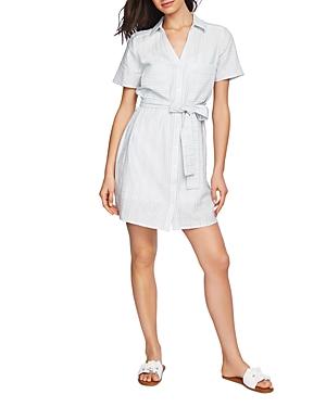 1.state Dresses STRIPED SHIRT DRESS