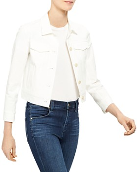 84be553f204a5 Womens Cropped Jacket - Bloomingdale's