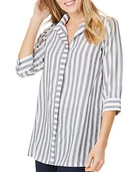 Foxcroft - Skye Striped Tunic