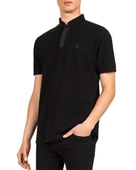 The Kooples - Piqué Slim Fit Polo Shirt