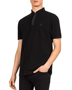 1f9662a44e868 The Kooples - Piqué Slim Fit Polo Shirt ...