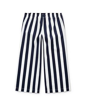 Ralph Lauren - Girls' Striped Wide-Leg Pants - Little Kid