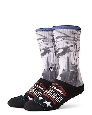 Stance Johnny Cash Tour Socks