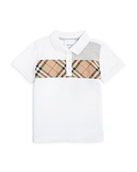 Burberry - Boys' Jeff Polo Shirt - Baby, Little Kid, Big Kid