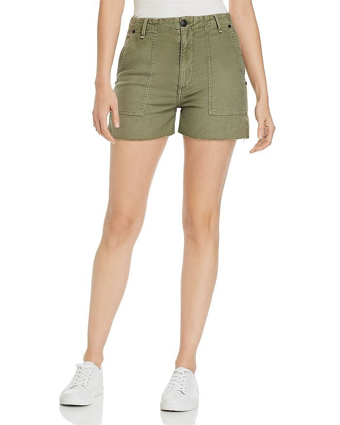 rag & bone - Super High-Rise Utility Shorts