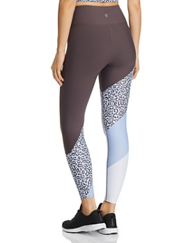 Betsey Johnson - Color-Block Leggings
