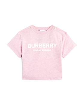 Burberry - Girls' Mini Robbie Logo Tee - Baby
